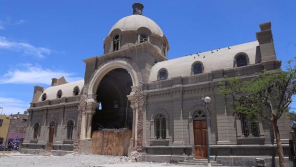 Anuncian reconstrucción del Santuario del Señor de Luren