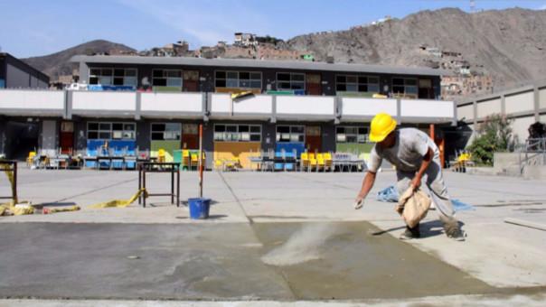 Inversiones en obras por impuestos superaron los S/500 millones en lo que va del año.