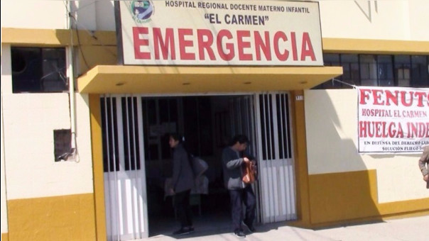 Hospital El Carmen