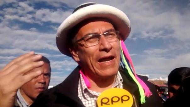 Ejecutivo busca acuerdo con comunidades de Cotabambas — Las Bambas
