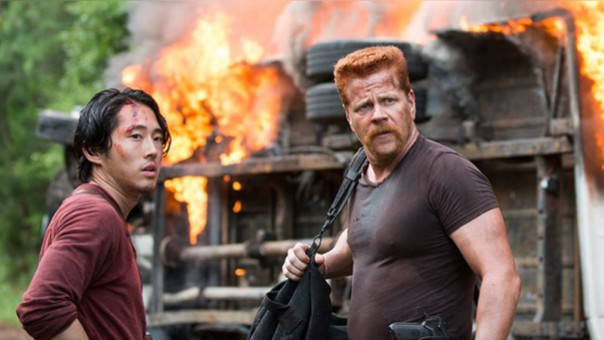 The Walking Dead decepciona en el ráting con estreno de su séptima temporada