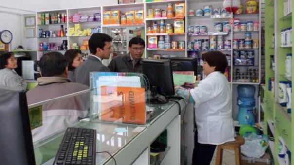Indecopi: Cinco farmacias multadas por concertar precios
