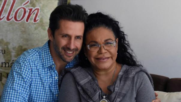 Eva Ayllón y Marco Zunino
