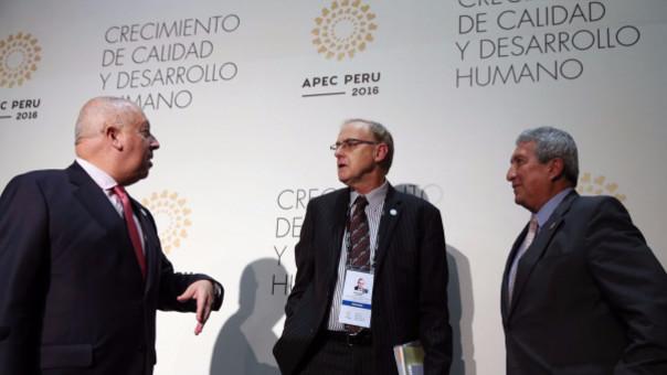 Reuniones del APEC.