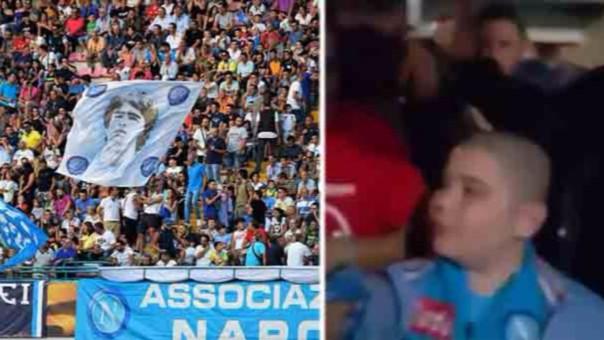Napoli está en el tercer lugar de la tabla de la Serie A con 20 puntos.