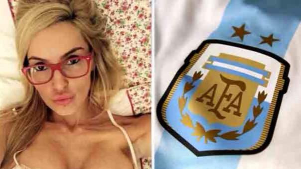 Romina Spinelli es una modelo de Argentina y reveló los escándalos de algunos jugadores.