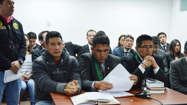 Audiencia de Prisión Preventiva contra David Ernesto Gálvez Pereda (23)
