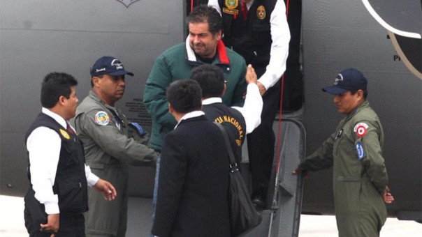 Martín Belaunde Lossio, procesado por corrupción