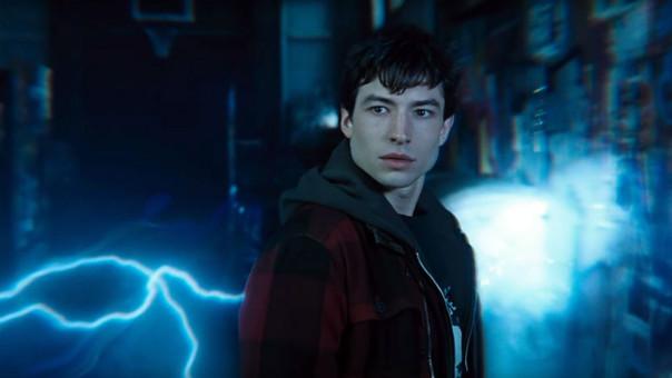 Flash será llevado a la pantalla grande con la interpretación de Ezra Miller