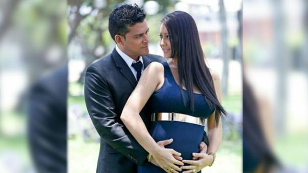 Christian Domínguez y Karla Tarazona se casaron en el verano de 2015.