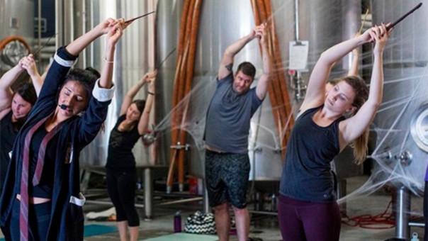 Harry Potter: lanzan clase de yoga inspirada en la película