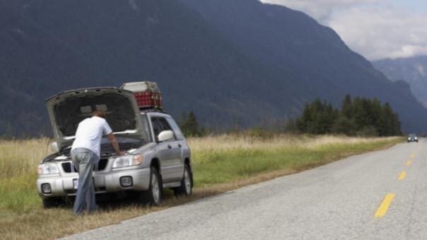 Revisa bien tu auto antes de viajar por carretera