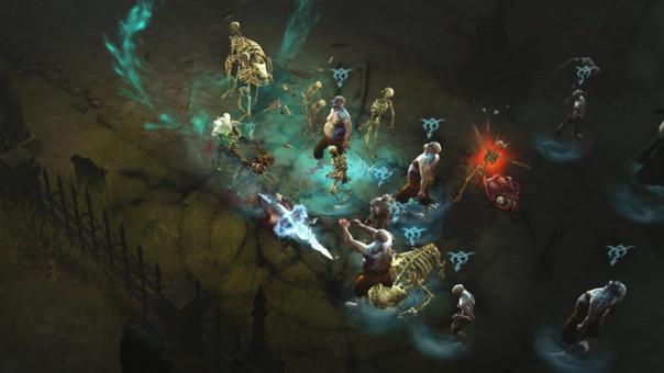 La jugabilidad de Necromancer será muy similar a las de Diablo II.