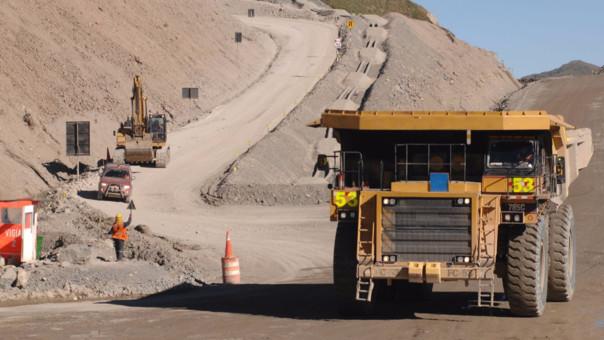 Proyectos mineros en el Perú.