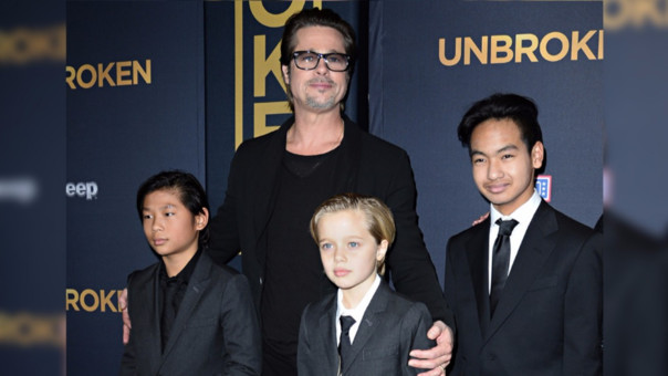 Brad Pitt quiere conciliar con Angelina Jolie y pidió la custodia compartida de sus hijos.