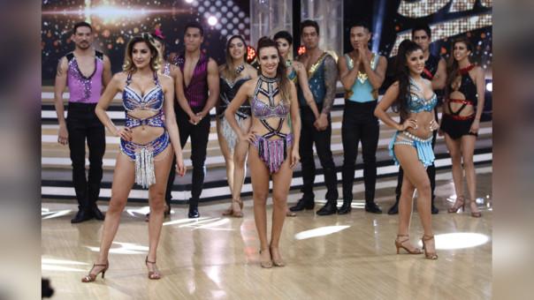 Las campeonas de temporadas pasadas Milett Figueroa, Rosángela Espinoza y Yahaira Plasencia se enfrentarán en un duelo.