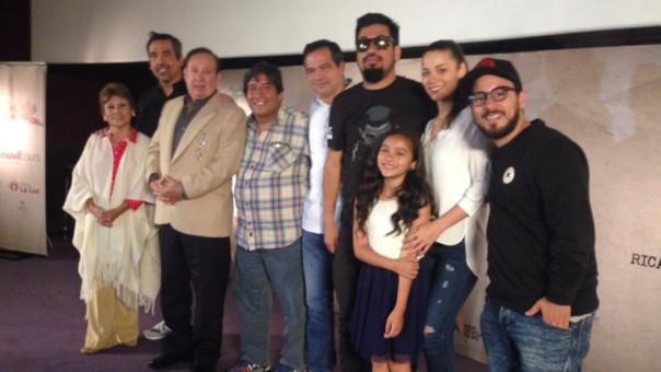 La película peruana fue filmada en distintas locaciones del país, como Lima, Canta, Lachaqui y Obrajillo.