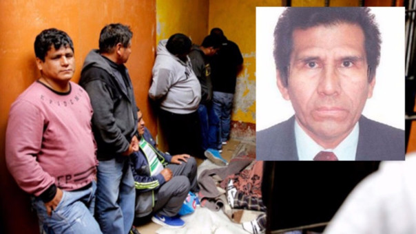 Exjuez dice que liberó a los 'Monos de Quepepampa' porque no habían pruebas en su contra para meterlos a la cárcel. En la foto los supuestos delincuentes y en el lado superior derecho Ismael Orozco.