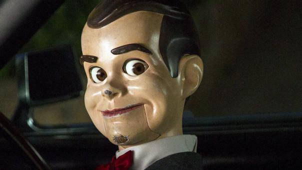 Slappy, el muñeco ventrilocuo más famoso de la saga de libros de R. L. Stine