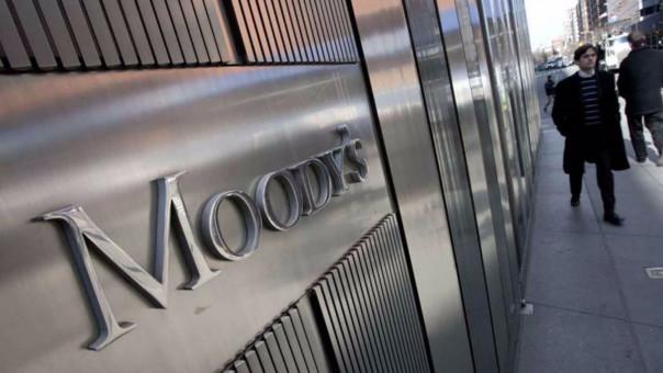 Agencia calificadora de riesgo Moody's