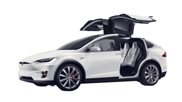 Model X de Tesla Model S