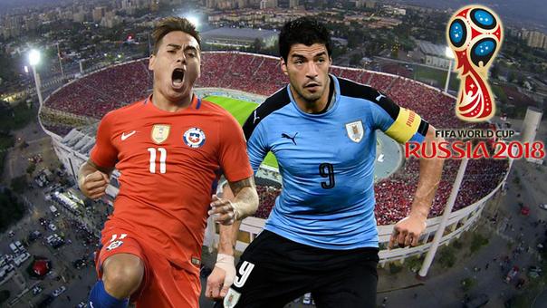 Chile se lo dio vuelta a Uruguay y por ahora está adentro
