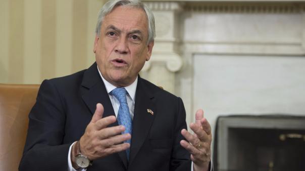Piñera niega vínculos por negocios con Perú durante demanda en la Haya