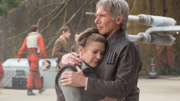 Star Wars: Han Solo y la Princesa Leia tuvieron un romance real lejos de las cámaras