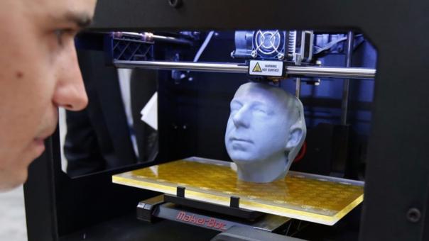 La impresión 3D tendrá una utilidad muy importante para la ciencia.