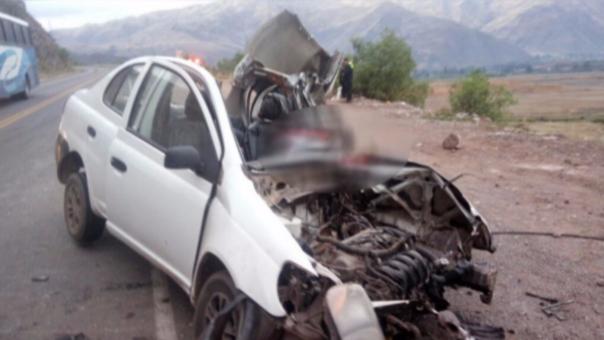 Ayacucho: Solo identifican a dos de los cuatro muertos en trágico accidente