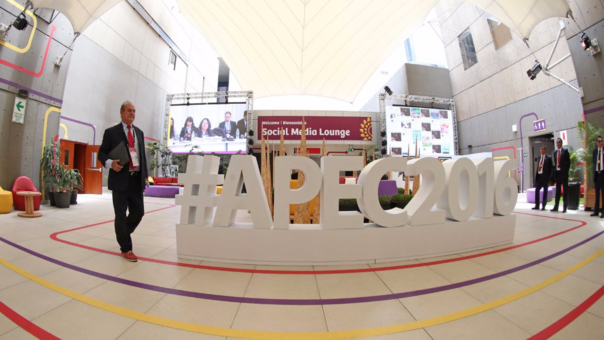 Inició APEC 2016 en Lima.