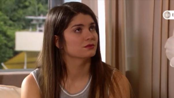 AFHS: Fernanda le confiesa a Peter que está embarazada de Joel.
