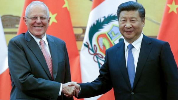 Kuczynski se reunirá con el presidente chino Xi Jinping, con el mandatario estadounidense Barack Obama, con el primer ministro japonés, Shinzo Abe, y con el CEO de Facebook, Mark Zuckerberg.