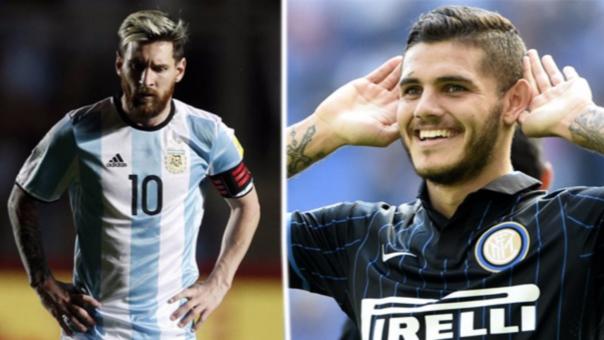 Mauro Icardi nunca ha sido convocado a la Selección de Argentina.