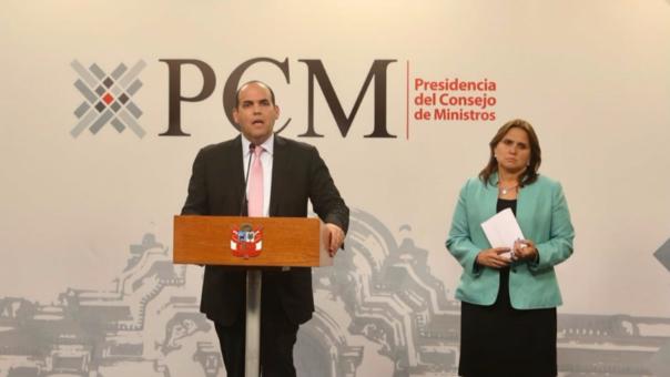 PCM fortalece la UIF en el Perú.