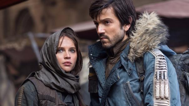 Star Wars: nuevo tráiler de Rogue One protagonizado por Jyn y Cassian