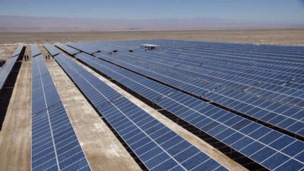 La empresa gano el año pasado proceso de licitación para planta de energía renovable.