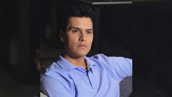 En el programa Primer Impacto de Univisión, Luis Alberto recibió los resultados de la prueba que confirmaban el parentesco entre el joven y el hermano de Juan Gabriel en un 99.9%.