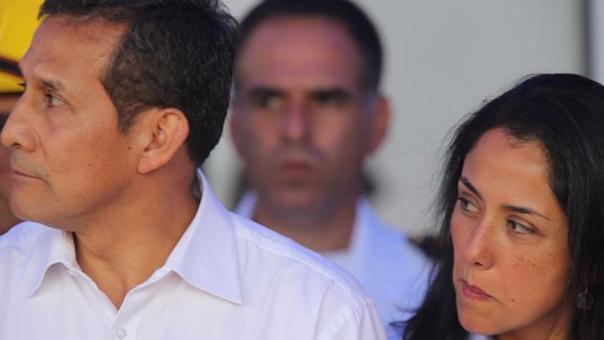 Ollanta Humala y Nadine Heredia son investigado por los presuntos aportes irregulares al Partido Nacionalista en las campañas 2006 y 2011. Ambos están bajo comparecencia restringida.