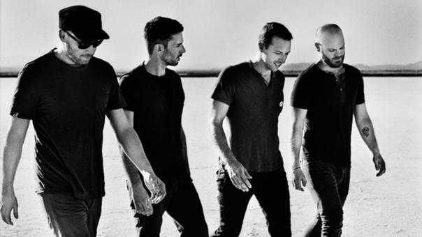 Coldplay confirmó nuevo álbum para 2017