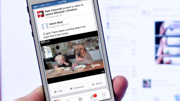 Facebook te avisará cuando estés en una zona de wifi gratuito.
