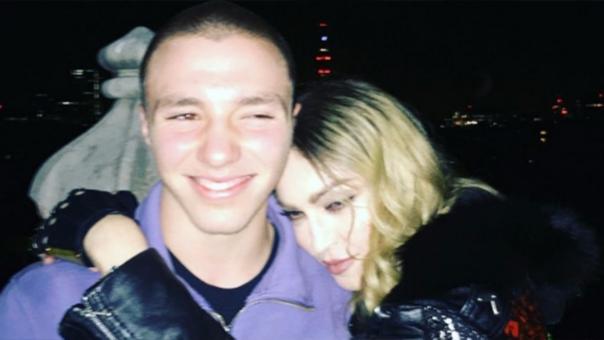 Madonna: Rocco fue arrestado por posesión de marihuana