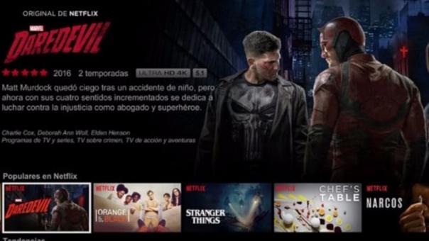Algunas restricciones opacan lanzamiento del Netflix 4K para Windows.
