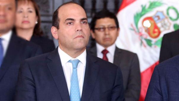 Zavala recordó que el Ministerio de Relaciones Exteriores ha solicitado que la designación de Nadine Heredia sea reconsiderada y que se deje sin efecto.