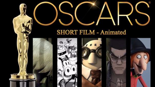 Premios Óscar: 10 cortos animados pasan a la siguiente ronda