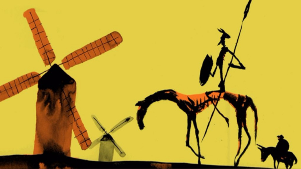 El Quijote es considerada la obra cumbre de la literatura en español y uno de los más grandes logros de las letras universales.