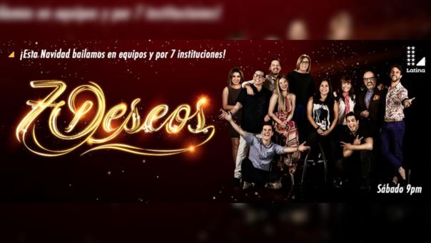 7 Deseos, el nuevo programa de Latina