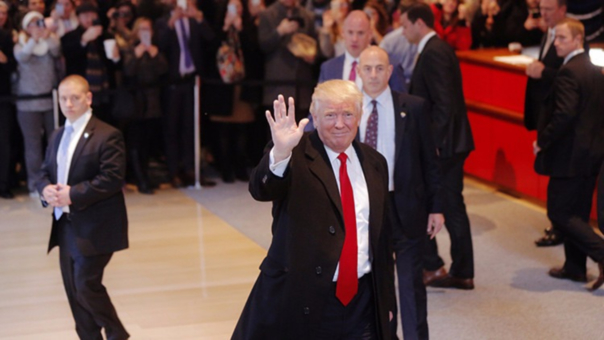Donald Trump, presidente elegido de los Estados Unidos, asumirá en enero su mandato.