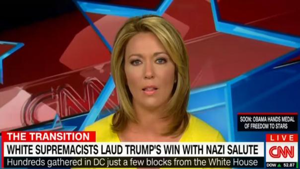 Conductora de CNN
