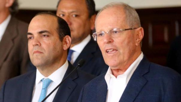 Tanto Zavala como Kuczynski se han manifestado en contra del nombramiento de Nadine Heredia como funcionaria de la FAO y de su salida del país.